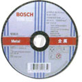 100mm粒度60#耐磨金属切割片(厚度1.0mm)